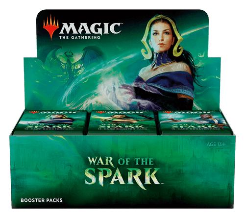 Magic: The Gathering - War Of The Spark - Booster Pack