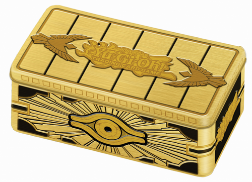 YU-GI-OH TCG 2019 Gold Sarcophagus Collector Tin