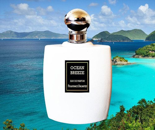 OCEAN BREEZE - Inspired by Creed Virgin Island Water