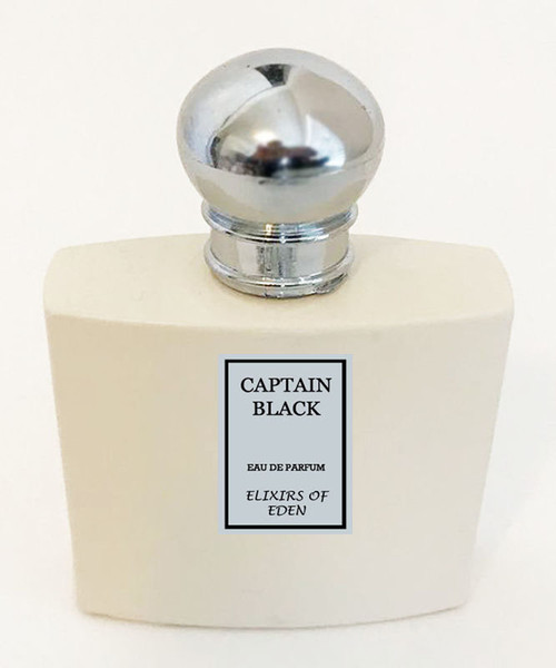 Captain Black - Back to Black by Kilian Inspired EDP Spray