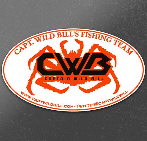 CWB Logo Sticker