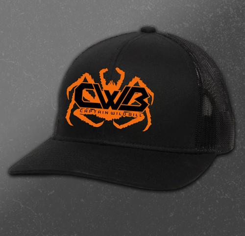 Black hat front.