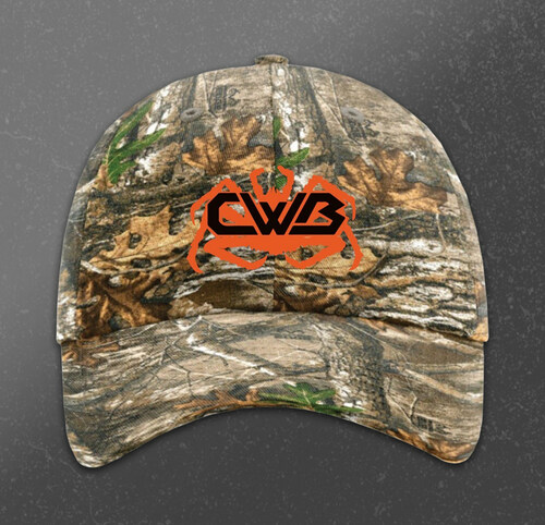 CWB Realtree Camo Hat