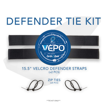VEPO Defender Tie Kit.