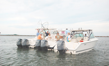 Raft away with your new VEPO defenders.