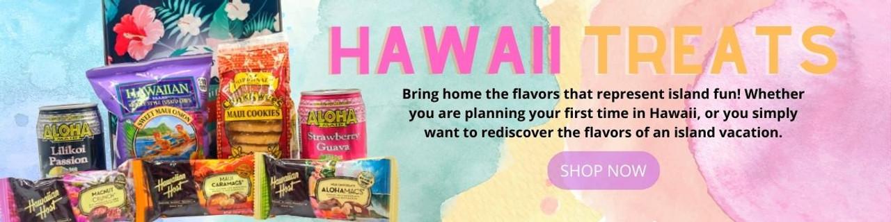 Popular Hawaiian Food Snacks