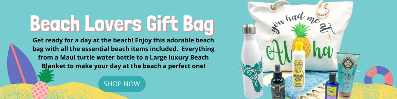 Beach Lovers Bag Gift Set