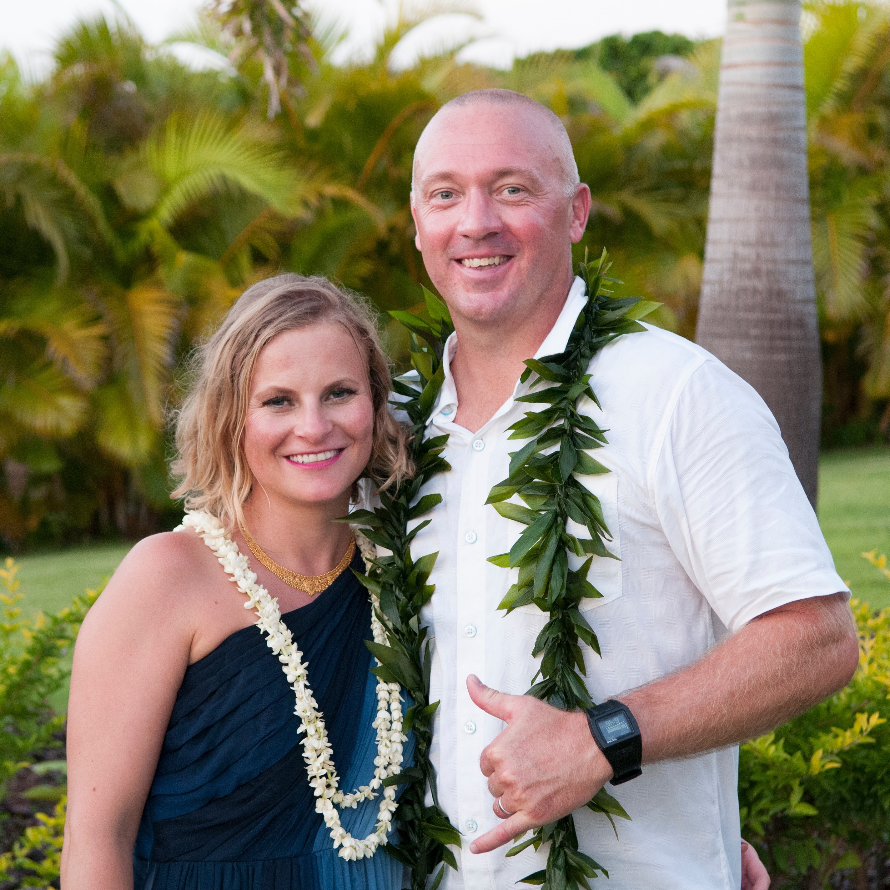 Eva and Michael Maui Finest Gifts Owners