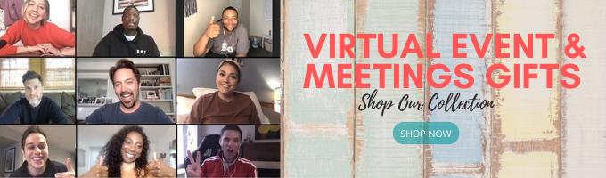 Virtual event meeting zoom screen