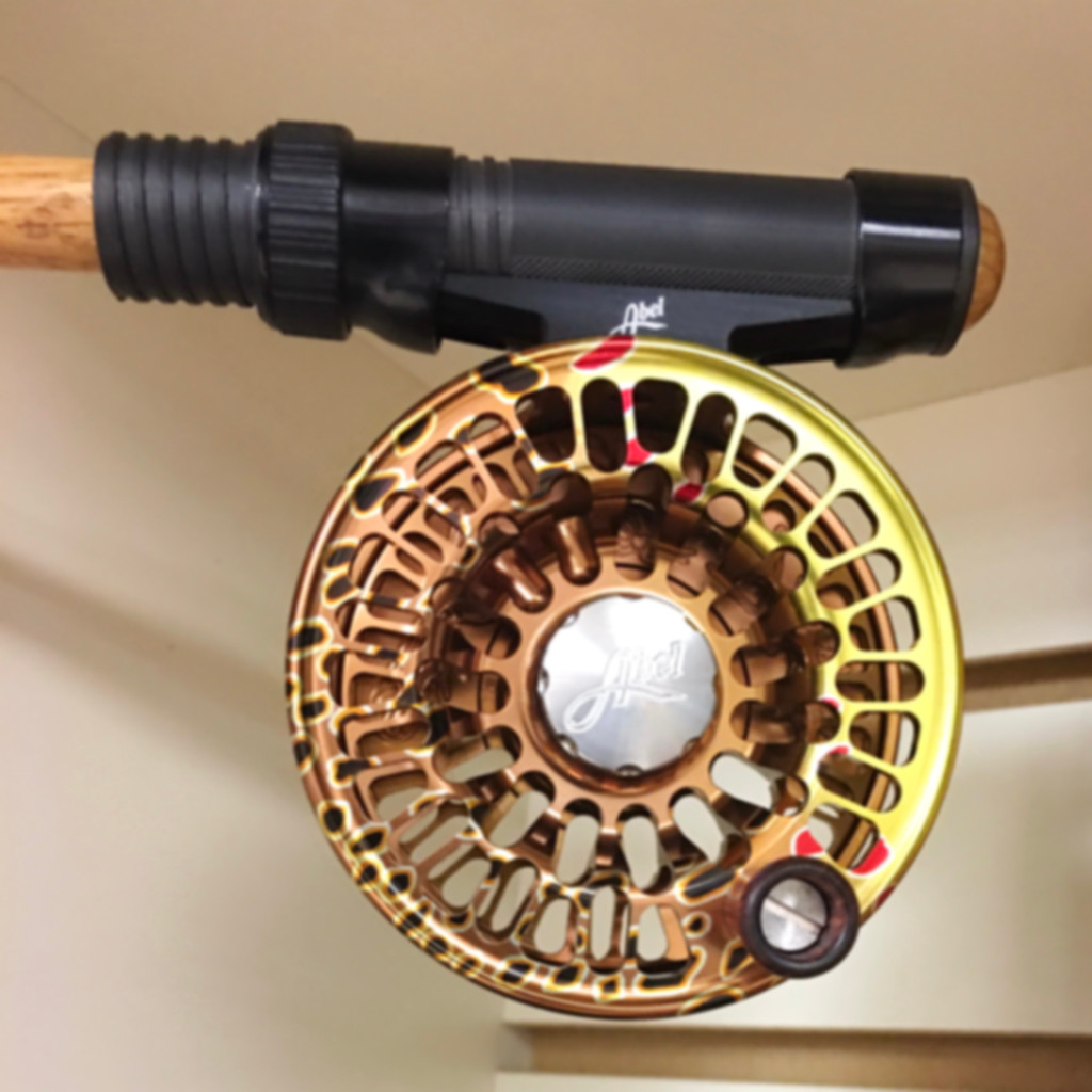 Abel TR 2/3 Classic Brown Trout