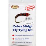 Wapsi Zebra Midge Kit