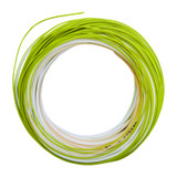 Premium Plus Textured lines are three color (green, ivory, buckskin) with two textures and a welded loop on both ends.