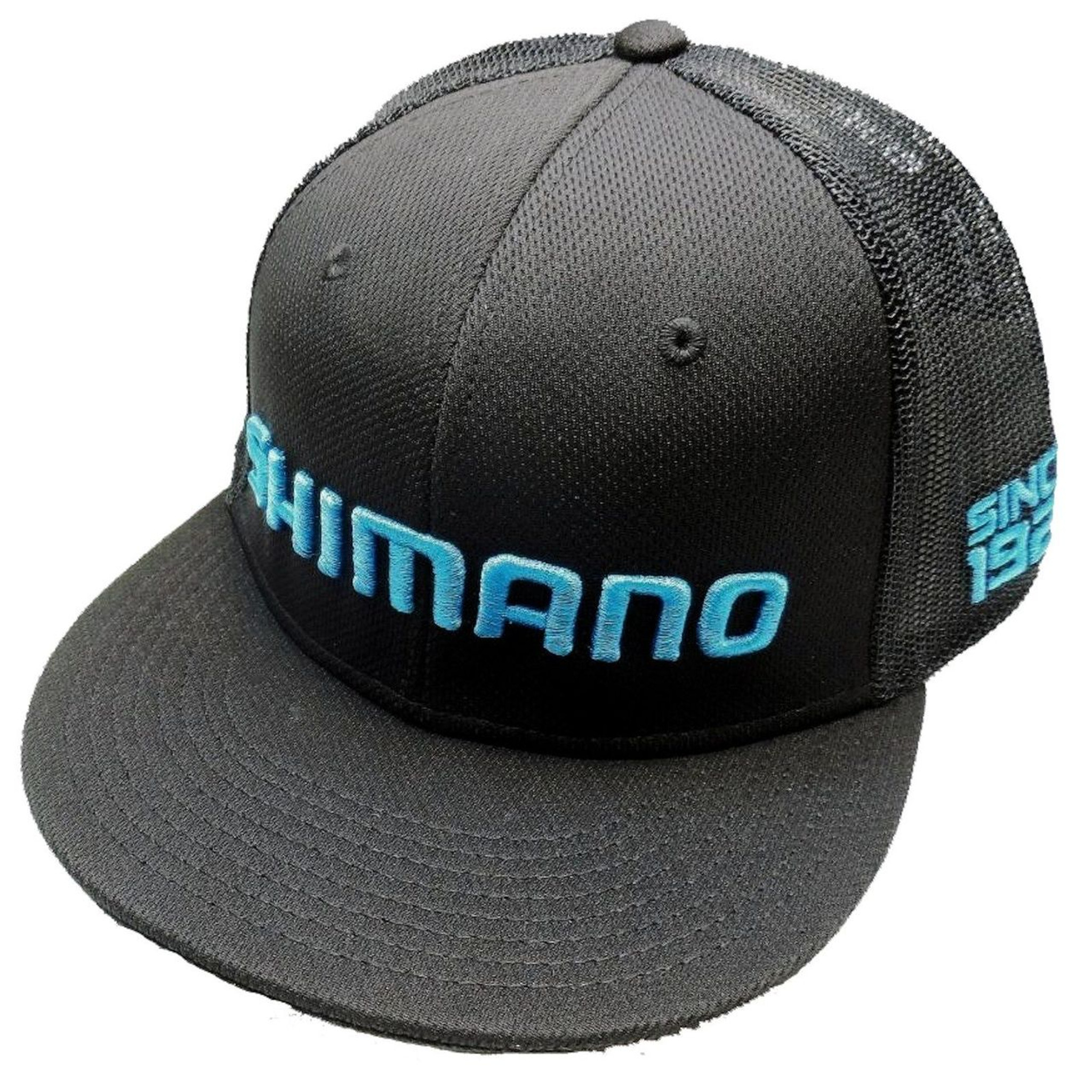a4593348 Shimano ProFlex Flatbill Q3 Fitted Cap - FlyMasters of Indianapolis