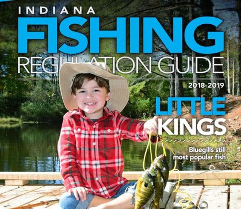 2018 Indiana Fishing Regulations