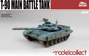 1/72 ModelCollect T-90A Main Battle Tank