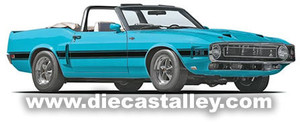 1/25 Revell 1969 Shelby GT500 Convertible (Kit)