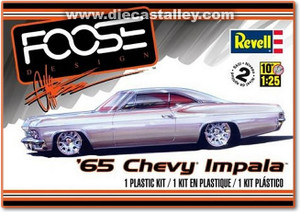 1/25 Revell 1965 Chevy Impala - Chip Foose (Kit)