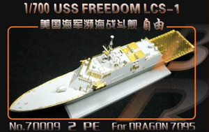 Big Blue Boy 1/700 Big Blue Boy Photo Etch Set for USS Freedom LCS-1