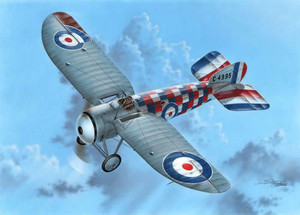 Special Hobby 1/32 Special Hobby Bristol M.1C Checkers and Stripes