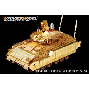 Voyager Model 1/35 Voyager Modern US M2A3 Infantry Fighting Vehicle w/ERA BasicFor Tamiya 35264