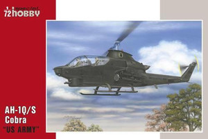 Special Hobby 1/72 Special Hobby AH-1Q/S Cobra US Army and Turkey