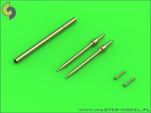 Master Models 1/48 Master Models TS-11 Iskra - Pitot Tubes and 23mm gun barrel