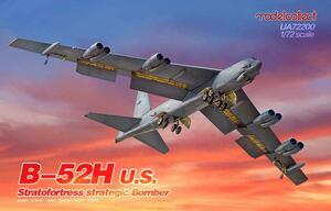 ModelCollect 1/72 Modelcollect B-52H Stratofortress Plastic Model Kit