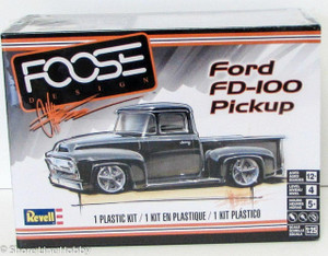 Revell 1/25 Revell 1956 Ford Foose FD-100 Pickup Kit