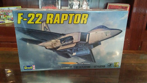 Revell 1/72 Revell F-22 Raptor Model Kit