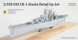 Very Fire 1/350 Very Fire USS Alaska CB-1 Super Detail Set