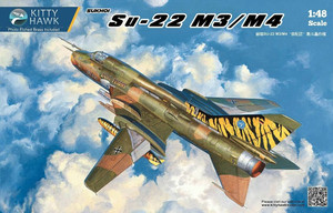 Kitty Hawk Models 1/48 Kitty Hawk Model Su-22 M3/M4
