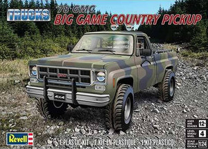 Revell 1/24 Revell 1978 GMC Big Game Country Pickup Kit - 7226