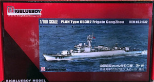 Big Blue Boy 1/700 Big Blue Boy PLAN Ttype 053H2 Frigate Cangzhou