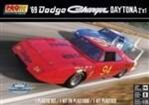 Revell 1/25 Revell 1969 Dodge Charger Daytona 2n1 Model Kit - 4413