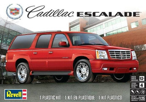 Revell 1/25 Revell 2003 Cadillac Escalade Model Kit - 4482