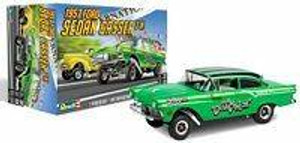 Revell 1/25 Revell 1957 Ford Sedan Gasser 2n1 Model Kit - 4478