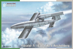 Special Hobby 1/32 Special Hobby Fi 103A-1/ Re 4 Reichenberg