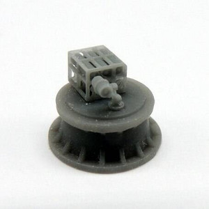 Black Cat Models 1/350 BLACK CAT MODELS K-GUN WITH MK.6 DEPTH CHARGES X4