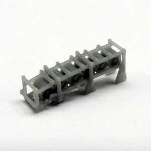 Black Cat Models 1/350 BLACK CAT MODELS DEPTH CHARGE RELEASE TRACK MK.3 MOD.0 X2