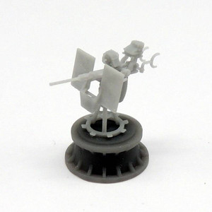 Black Cat Models 1/144 BLACK CAT MODELS 20MM OERLIKON MK.10 GUN WITH MK.14 GUNSIGHT X2