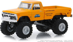Greenlight Greenlight 1/64 Kings of Crunch 5 - Truk - 1977 Ford F-250 Monster Truck