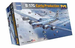 HK Models HK Models 1/48 B-17G Early 01F001