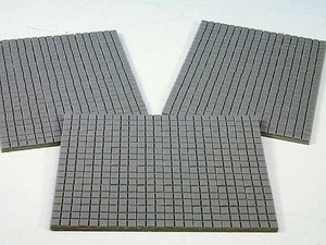 Accurate Armour 1/35 Accurate Armour Diorama Navy Hard concrete blocks