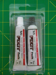 All Other Brands Aves Fixit Repair Compound White 2 Part Self Hardening