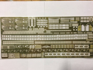 1/350 Yankee Models Photo Etch for USS Holland AS-3 1943