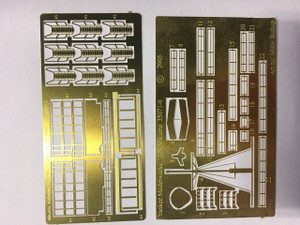 Yankee Modelworks 1/350 Yankee Models Photo Etch for IJN Cruisers