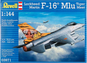 Revell 1/144 Revell Germany F-16 MLU Tiger Meet Kit
