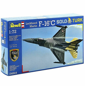 Revell 1/72 Revell F-16C Solo Turk