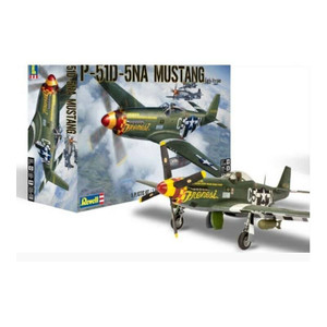 Revell 1/32 Revell Germany P-51D-5NA Mustang New Tool