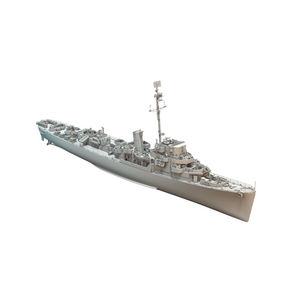 Black Cat Models 1/350 Black Cat Models Cannon Class Destroyer Escort French Navy Resin Model Kit